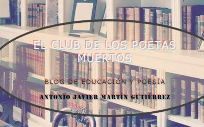 Entrevista en el club de los poetas muertos – Antonio Javier Martín